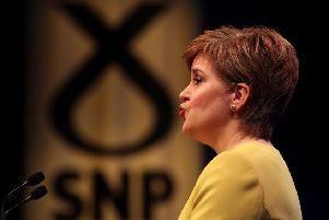 First Minister of Scotland Nicola Sturgeon will meet with Iceland's prime minister in Edinburgh this week. Picture: Andrew Milligan/PA Wire
