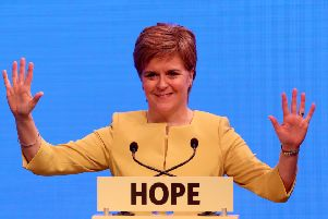 Nicola Sturgeon may have declared a 'climate emergency' but do the Scottish Government's policies reflect that? (Picture: Andrew Milligan/PA Wire)