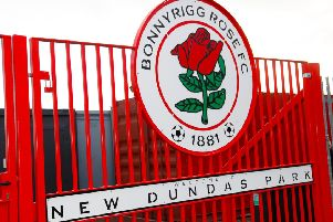 Bonnyrigg Rose have been denied promotion to the Lowland League after their application for SFA membership was rejected. Pic: TSPL