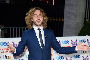 Seann Walsh. Pic: Featureflash Photo Agency - shutterstock