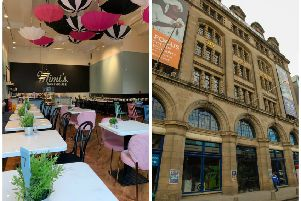 The City Art Centre is now home to Edinburgh's fourth Mimi's Bakehouse outlet. Picture: Contributed/TSPL