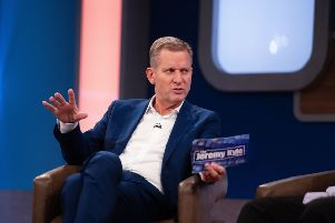 THE JEREMY KYLE SHOW' - weekdays on ITV.''(C) ITV ''Photographer: Ania Pankiewicz
