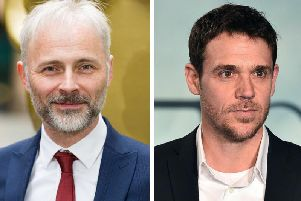 Mark Bonnar (left) and Jamie Sives (right) are to star in the BBC Scotland drama Guilt (Photo: Getty Images)