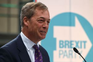 Nigel Farage is charging �2.50 for people to attend his rally