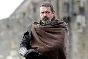Angus Macfadyen has reprised his portrayal of Robert the Bruce nearly 25 years on from his appearance in Bravehart.