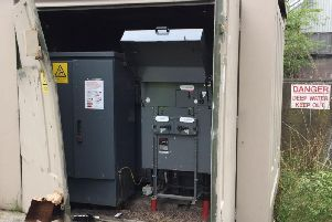 Over £10,000 worth of damage and two hour power cut in Edinburgh as substation targeted by thieves