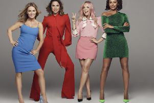 The Spice Girls reunion tour will be coming to Edinburgh on June 8th