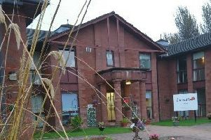 Lomond Court Care Home, where Mr McConnell resided.