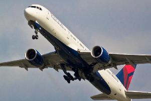 Delta will fly Boeing 757-200 aircraft on the New York and Boston routes