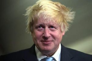 Former Foreign Secretary Boris Johnson is seen as the leading contender to succeed Theresa May