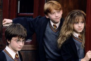 Watch the trio navigate their first year at Hogwarts to the sound of a live orchestra (Photo: Warner Brothers)
