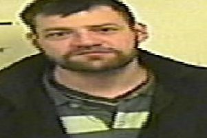 Paul Middleton has been reported missing. Pic: Police Scotland