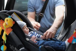 The BabyStyle seat was observed to detach from the base in crash tests (Photo: Shutterstock)