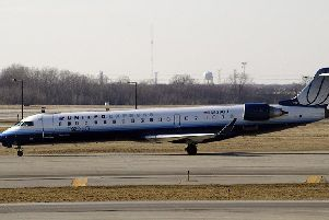 Stock United Airlines. PIC: By Brian from Toronto, Canada - uex-go-jet-crj700.jpg, CC BY-SA 2.0, https://commons.wikimedia.org/w/index.php?curid=2068981