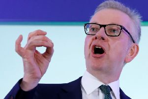 Michael Gove's leadership campaign has been overshadowed by the cocaine revelations. Picture: AFP/Getty
