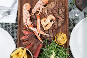 Specialist surf and turf bistros set for Edinburgh