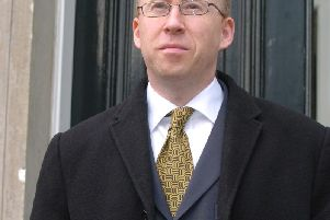 Sir Paul Grice has been Holyrood chief executive since 1999