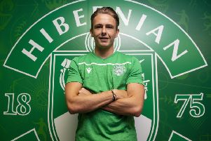 Scott Allan has rejoined Hibs on a three-year deal