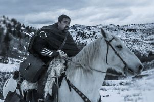 Angus Macfadyen is stepping into the role of Robert the Bruce once more. Picture:(Signature Entertainment