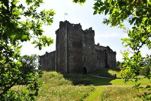 Doune Castle was used in the Game of Thrones series.