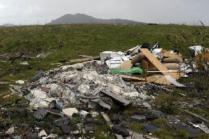 Fly-tippers are increasingly targeting the Lothians with waste