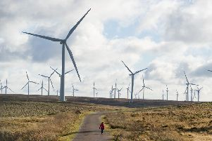 Wind farms have long proved controversial in Scotland