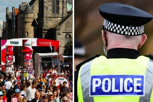Police in Edinburgh have launched Operation Summer City 2019.