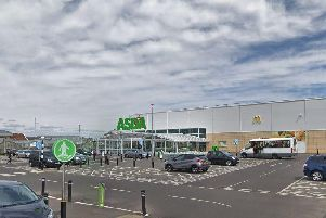 The Asda Chesser supermarket. Pic: Google Maps