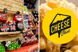 Cheese Fest Edinburgh is returning later this year. Pic: Cheese Fest Edinburgh Facebook.