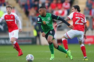 Two bids have been accepted for midfielder Funso Ojo.