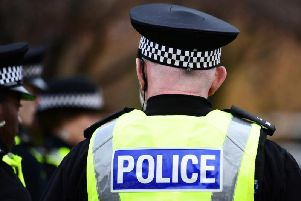 The incidents took place on Niddrie Mains Road. Pic: Police Scotland