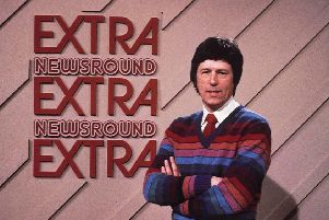 Newsround, presented here by John Craven, delivered news that was at least age appropriate