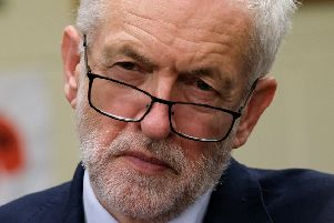 Jeremy Corbyn is under pressure to deal with anti-semitism in Labour. Picture: Getty