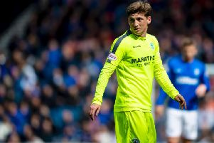 Former Hibs and Dundee United midfielder Ryan Gauld.