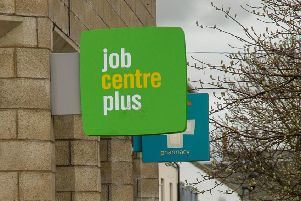 The employment rate in Scotland rose by a quarter to 75.8%
