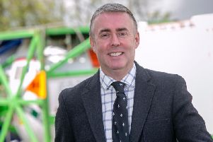 EnerMech chief operations officer John Guy will step up to CEO. Picture: Rory Raitt.