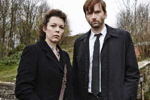 Broadchurch looks set for new BritBox service.