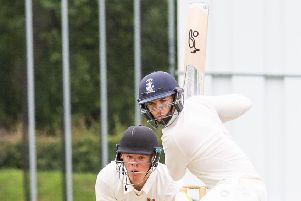 Hayes van der Berg inspired Heriot's to victory. Pic: TSPL