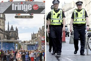 Police have issued these warnings ahead of the festival kicking off