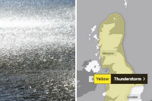 The Met Office has issued a UK-wide warning. Pic: Met Office/Anna_Pushkareva-Shutterstock