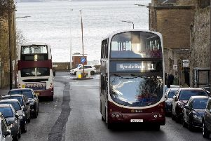 Lothian Buses needs to sort out its problems, says Steve Cardownie (Picture: Lisa Ferguson)