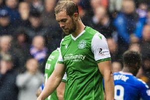 Steven Whittaker, who is 35, played alongside Darren McGregor, who is aged 34, at Ibrox. Numbers look thin in defence if injuries occur