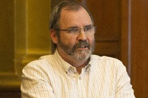 Cllr Ian Perry is convener of education, children and families at Edinburgh City Council
