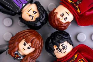 Smyths Toys are handing out free Harry Potter miniatures at their Fort Kinnaird store. Pic: Ekaterina_Minaeva/Shutterstock
