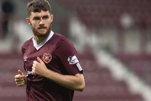 Aidan Keena netted in the 3-1 victory over Cowdenbeath last night