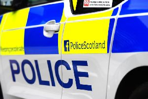 Police worked to clear the A71 within an hour