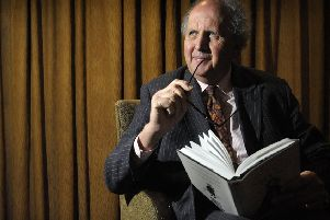 Alexander McCall Smith's stories set in Edinburgh's New Town have been a regular feature in The Scotsman since 2004. Photograph: Jayne Wright