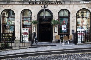 The group's network includes The Advocate in Edinburgh. Picture: contributed.
