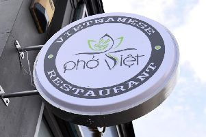Here's what our reviewer thought when they visited Edinburgh's Pho Viet on Dalry Road