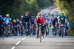 Pedal for Scotland attracts thousands of participants. (Picture: Pedal for Scotland)